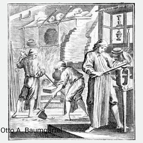 Baumgaertel_Der-Rotschmied-Giesser-Werkstatt